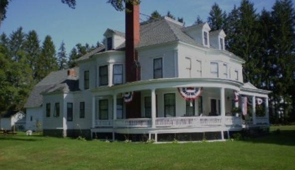 Broadlawns Bed and Breakfast