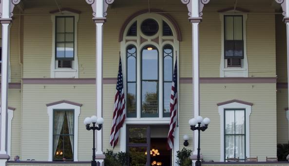 Chautauqua Institution-Athenaeum Hotel