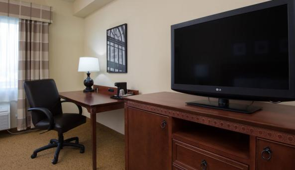 Executive Desk in each room