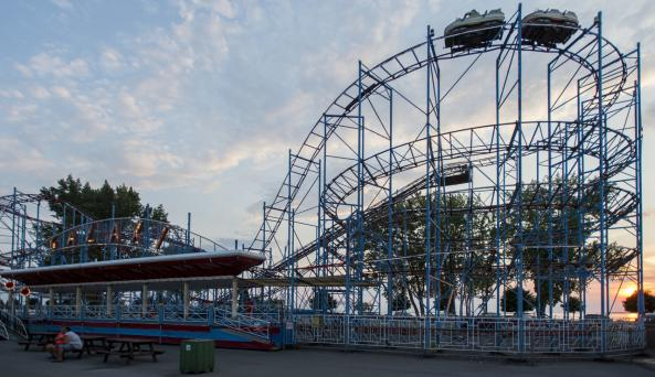 Sylvan Beach Amusement Park