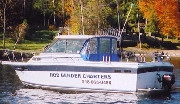 Captain JJ's Rod Bender Charters