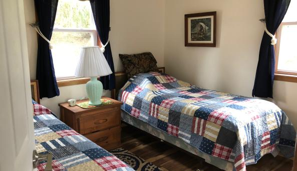 Cedar Valley Guest Room