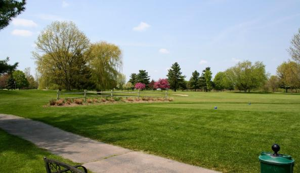 Tee at CenterPointe Country Club