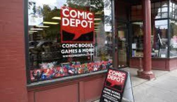 Comic Depot