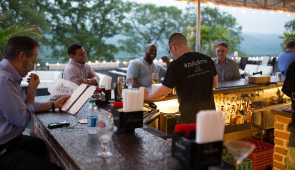 Zulu Time Rooftop Bar & Lounge