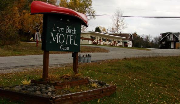 Lone Birch Motel
