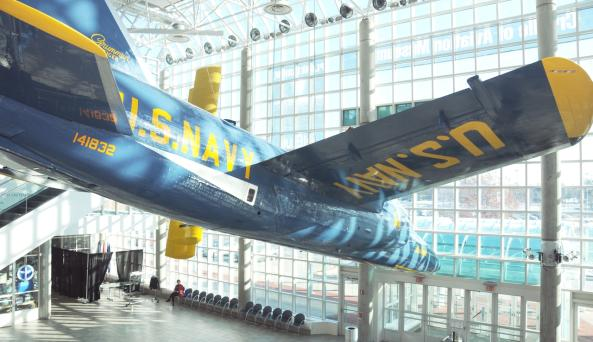 Cradle of Aviation Museum - Photo by Jennifer Baxmeyer
