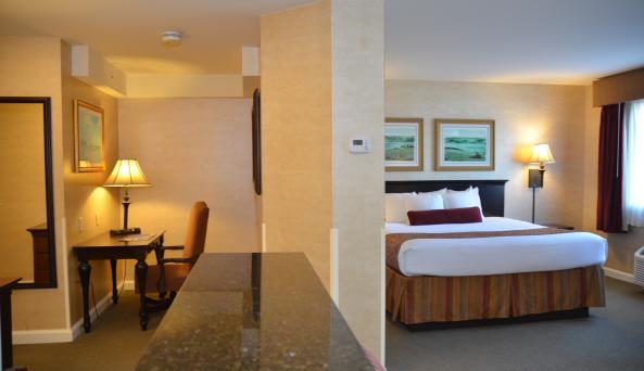 Presidental king suite