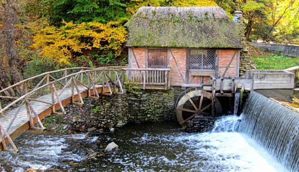 Dard Hunter Mill