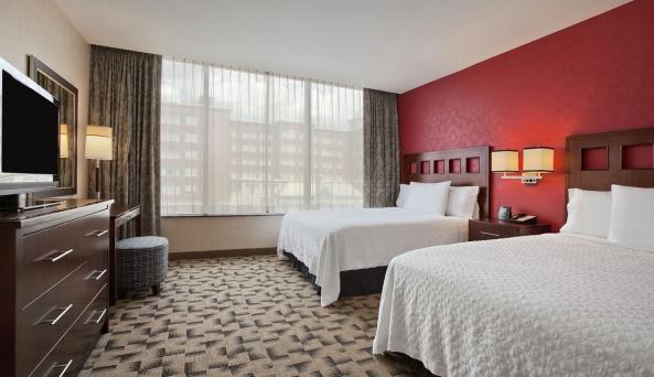Double Queen Bed Suite