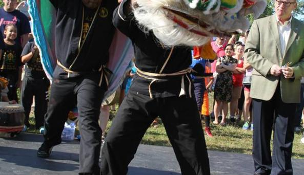 Dutchess Dragonboat Race & Festival
