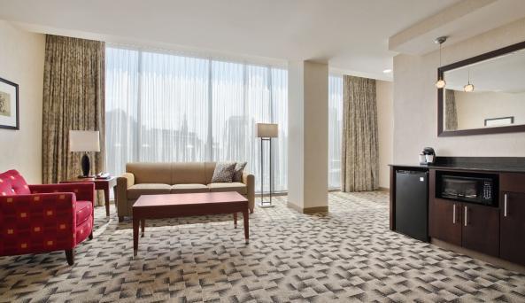 Executive Living Suite Area