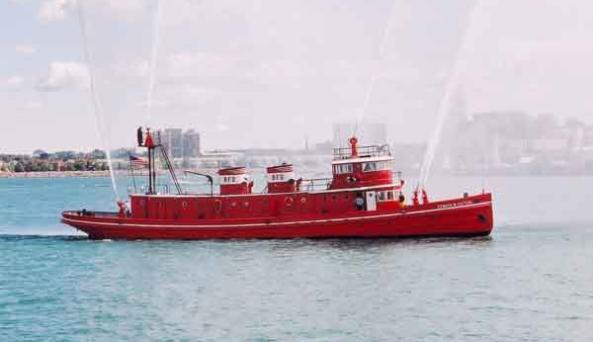 Edward M. Cotter Fireboat