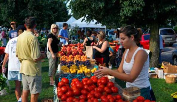 Elmwood-Bidwell Farmers Market