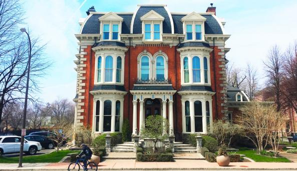 The Mansion on Delaware Avenue - Summer