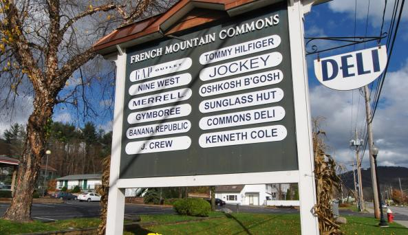 French Mountain Commons
