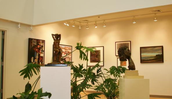 Jeanie Tengelsen Gallery at Art League of Long Island