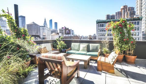 God Behavior Rooftop Lounge