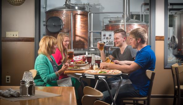 Angela's Pizzeria and Brewery