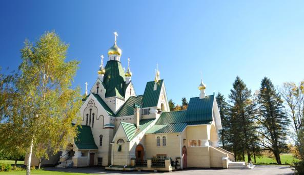 Holy Trinity Monastery - Photo Courtesy of Holy Trinity Monastery
