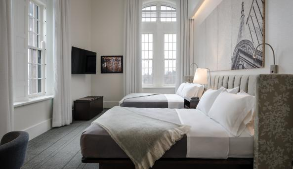 Double Double Guest Room