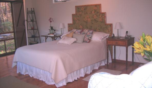 Bedroom area - Guest Garden