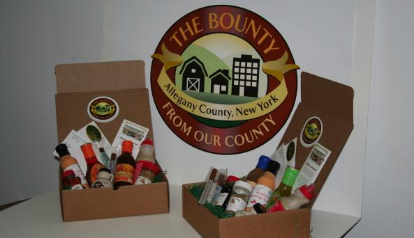 Buy Local- Bounty of the County
