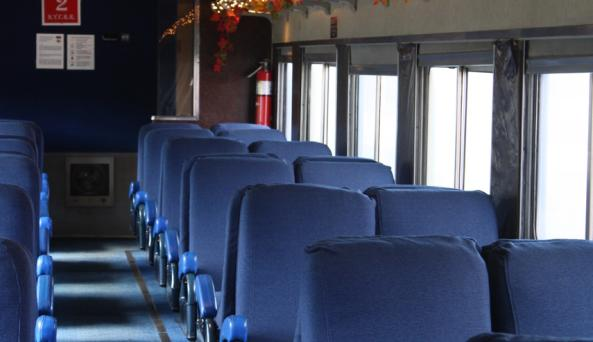 Medina Railroad Museum Excursions