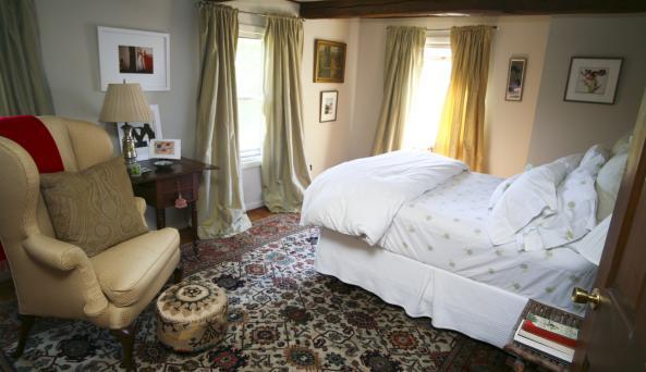 Mile Hill B&B bedroom