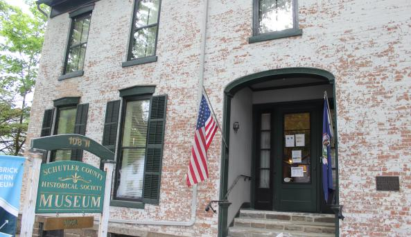 Learn about local, regional, and New York State history