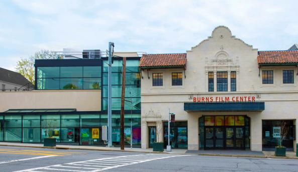 Jacob Burns Film Center - Photo by Russell Peborde