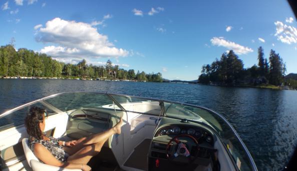 Lake George Island Boat Tours