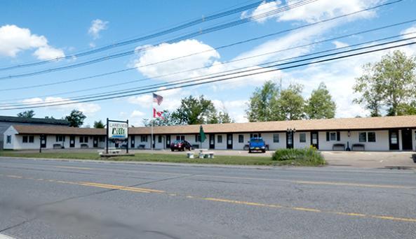 Lake View Motel, Tupper Lake, NY
