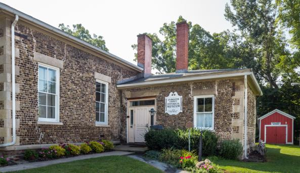 Livingston County Historical Society & Museum Exterior