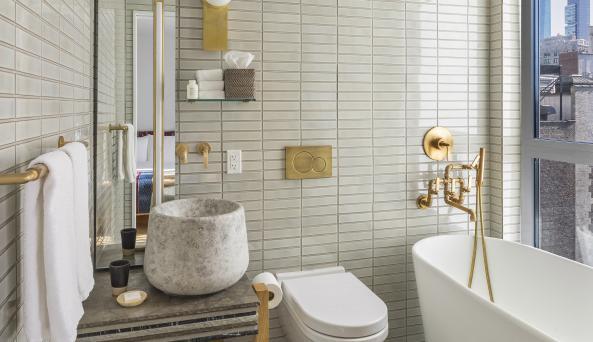 MADE Creative Suite Bathroom