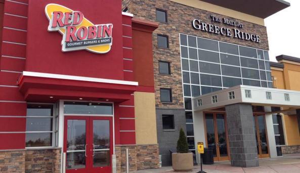 Mall at Greece Ridge, New entrance