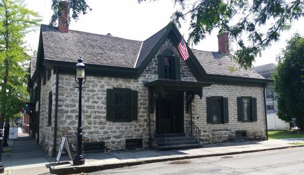 The Matthewis Persen House