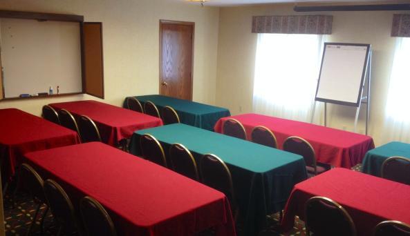 Hawthorne - meeting room