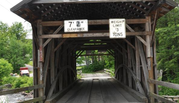 Salisbury Bridge entry