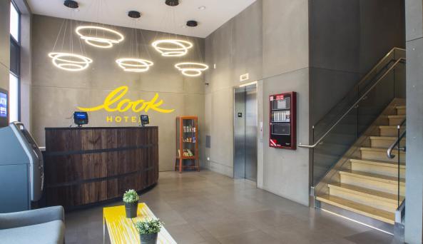 Look Hotel Lobby 8