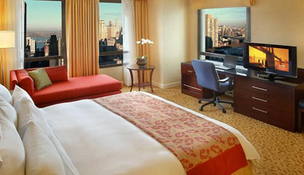 NYS Feed - New York Marriott at Brooklyn Bridge