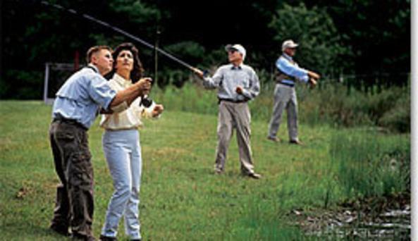 orvis- fishing