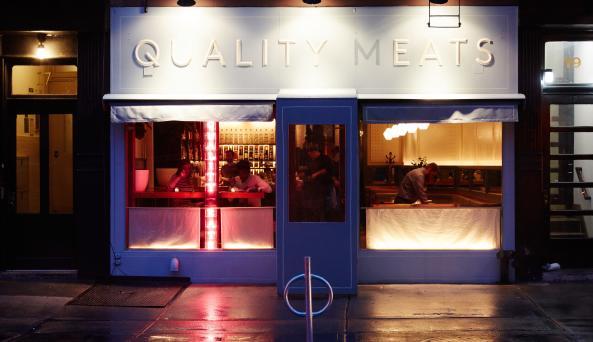 Quality Eats WV exterior