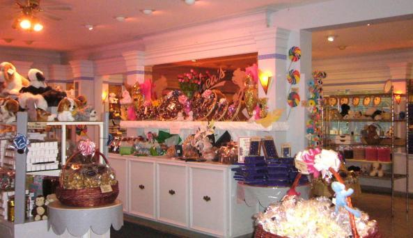 The Chocolate Shoppe