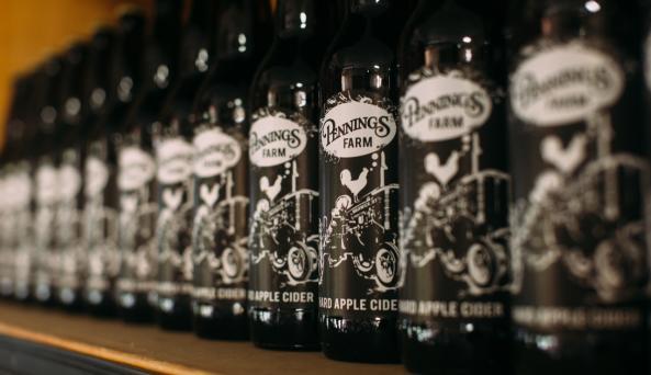 Pennings Hard Apple Cider