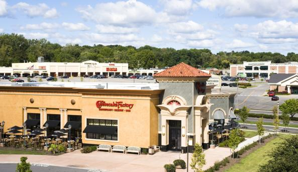 Pittsford Plaza in Rochester, NY