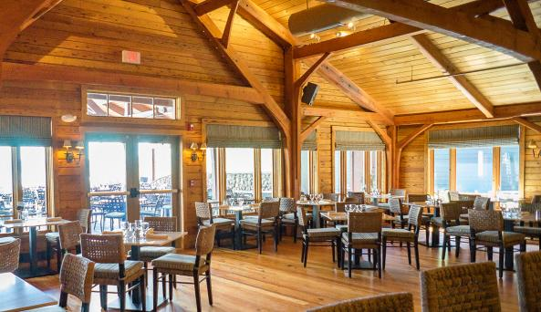 Bristol Harbour's Tavern at the Point Restaurant