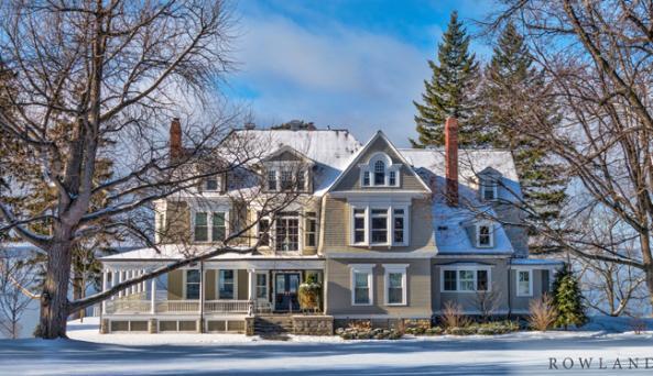 Rowland House - Winter