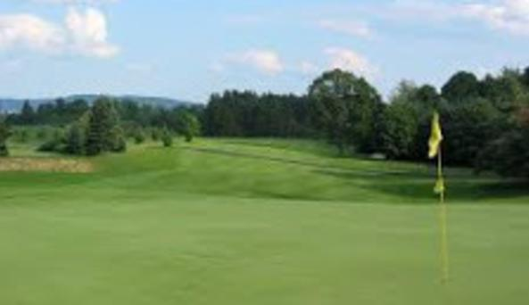 Soaring Eagles offers an 18-hole public course that's both scenic & challenging.