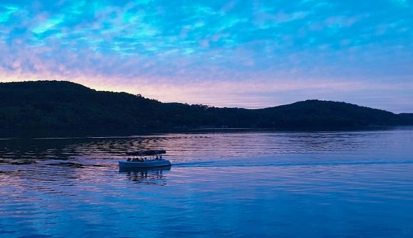 Cooperstown Cruise Company Sunset